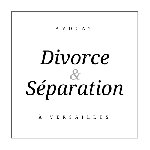 Divorce separation versailles